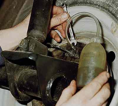 Прокачка тормозов ваз 2101 Жигули