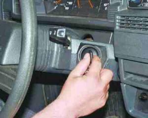 Пуск двигателя автомобиля ВАЗ