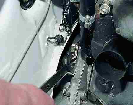 Снятие и установка коробки передач ВАЗ