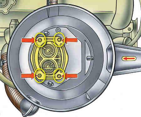 Как правильно снимать воздушный фильтр автомобиля ВАЗ